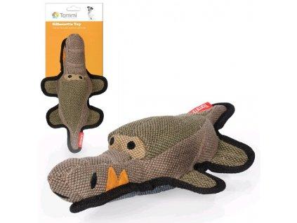 Silhouette Toys krokodýl