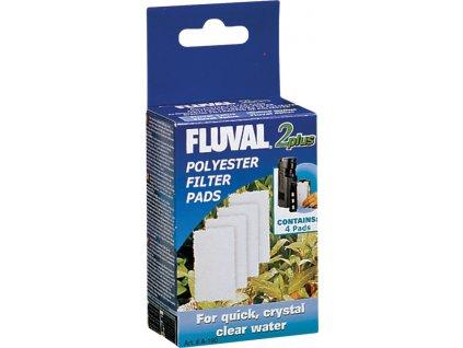Náplň vata filtrační FLUVAL 2 Plus 4 ks
