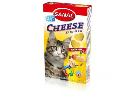 sanal cheese tablety se syrem 24g 40 tbl