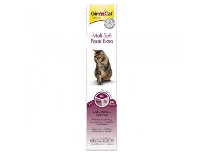 Gimpet kočka Pasta Malt Soft Extra na trávení 100g