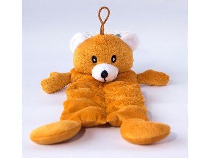 Medvěd multi pískací 32cm