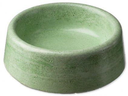Miska BE-MI betonová kulatá 12 cm 0,2 l