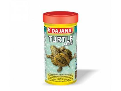 Dajana Turtle chips 1000 ml vodní želva
