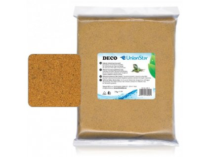 Unionstar Deco písek sahara 0,7-1,2 mm, 2 kg