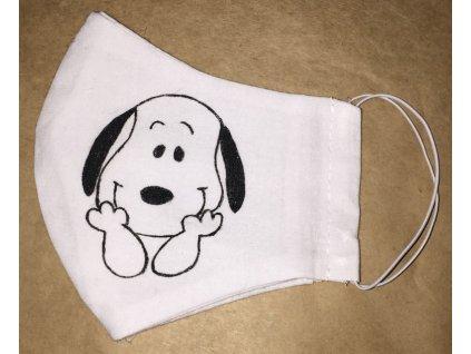 Snoopy hlava