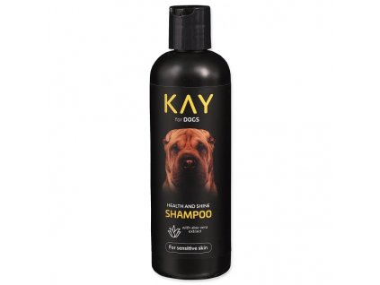 Šampon KAY for DOG s aloe vera (250ml)