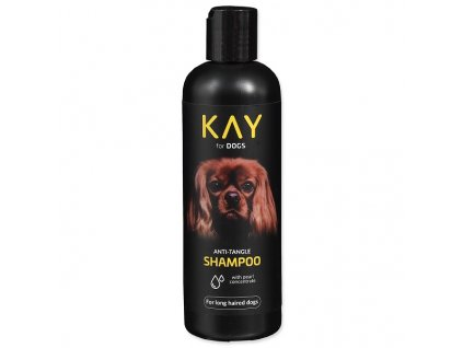 Šampon KAY for DOG proti zacuchání (250ml)