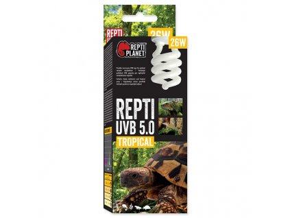 Žárovka REPTI PLANET Repti UVB 5.0 (26W)