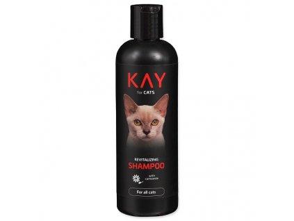 Šampon KAY for CAT pro obnovu srsti (250ml)