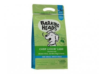 barking heads chop lickin lamb small breed 1 5kg