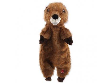 hracka dog fantasy skinneeez bobr plysovy 50 cm
