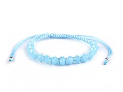 shamballa modrá pomněnková