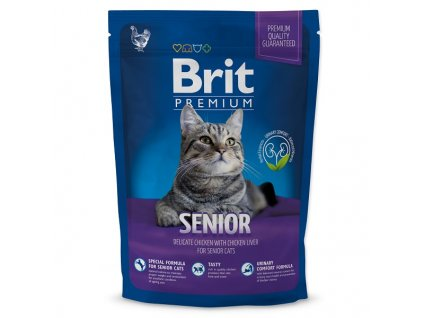 BRIT Premium Cat Senior 1.5kg