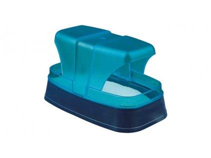 Koupelna na koupací písek pro křečky a myši 17x10x10 cm