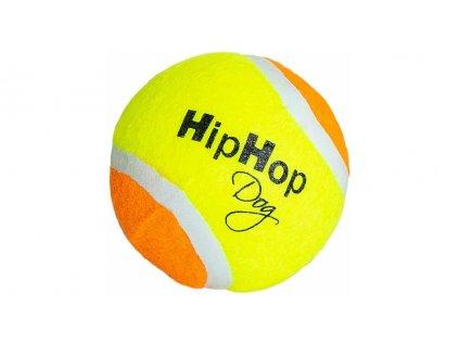 Tenisový míč plněný, plovoucí 6,5 cm