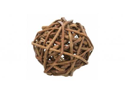 Proutěný míček pro křečky, ø 6 cm