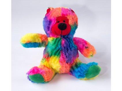 Medvídek pestrobarevný pískací