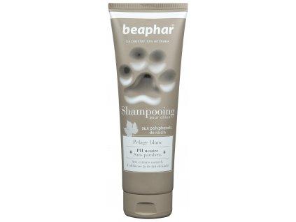 sampon pro bilou srst beaphar shampooing 250ml original
