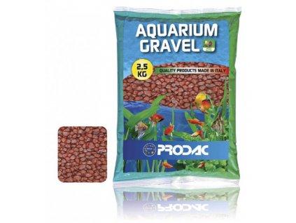 3484 prodac quartz oranzovy akvarijni pisek 2 5 kg