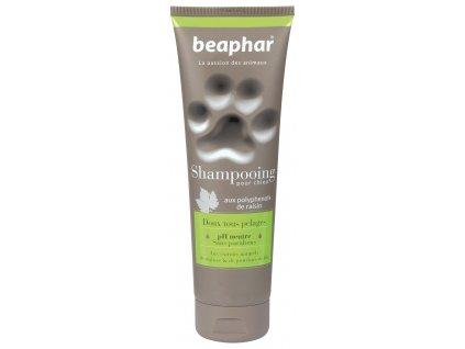sampon pro vsechny druhy srsti beaphar shampooing 250ml original