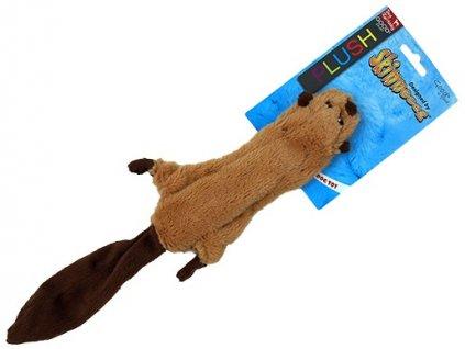 hracka dog fantasy skinneeez bobr 35cm original (1)