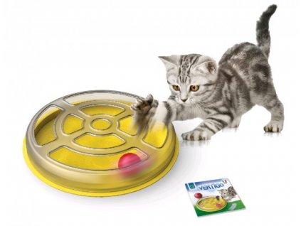 Vertigo interaktivní hračka pro kočky