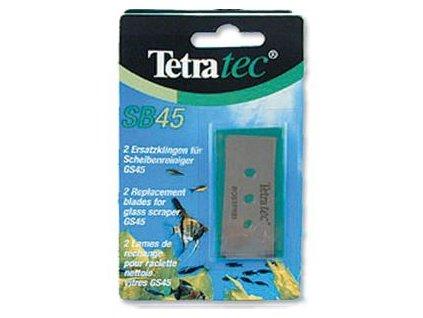 Náhradní žiletka ke škrabce TETRA GS 45