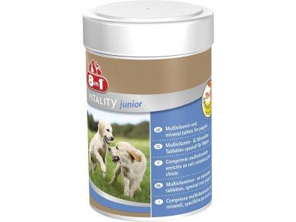 multi vitamin 8in1 tablets puppy 100tablet original