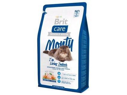 brit care cat monty i m living indoor 2kg original