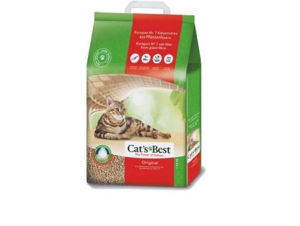 jrs cats best okoplus 20 l