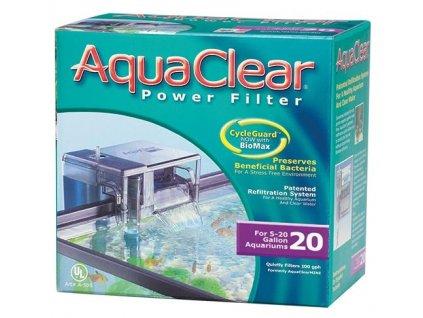 filtr aqua clear 20 vnejsi original