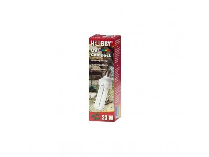 Hobby UV Compact Desert 23W 8% UV-B