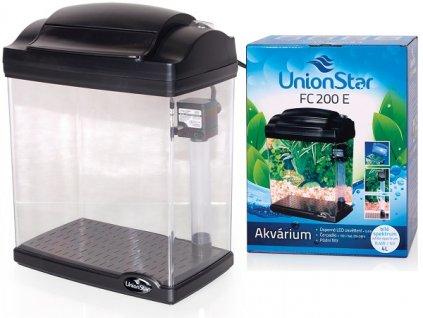 5644 akvarijni komplet hailea fc200 2 4 l