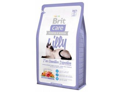 brit care cat lilly i ve sensitive digestion 7kg original