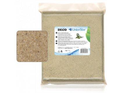 Unionstar Deco písek přírodní 0,7-1,2 mm, 2 kg