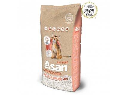 Asan Cat Pure Family, 45l