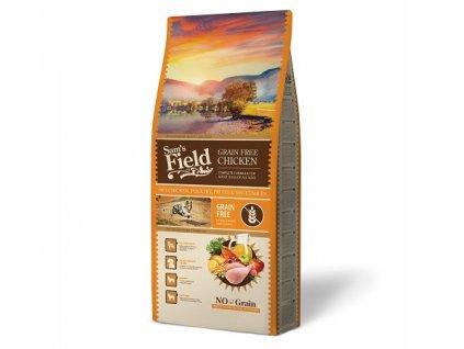 44536 sams field grain free chicken 13 kg 1