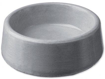 7087 tvaroh miska be mi betonova kulata 15 cm 400ml