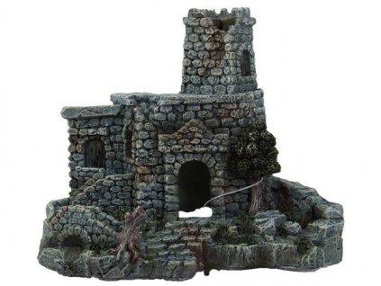 Aqua Excellent Antické ruiny 15,2 x 10,5 x 12,2 cm