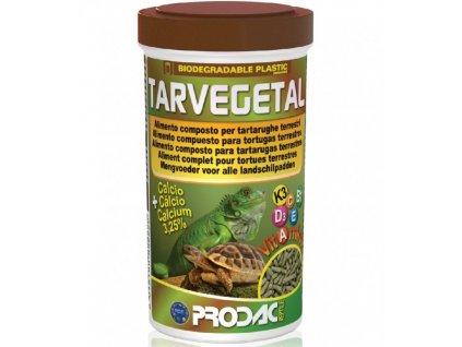 Prodac Tarvegetal granulované krmivo pro želvy a ještěry 260 g/1200 ml