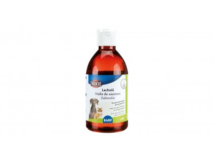 Trixie SALMON OIL - lososový olej 250 ml (Omega 3 a 6)