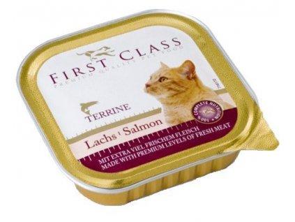 First Class paštika losos 100 g