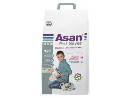 asan pet silver 12l original
