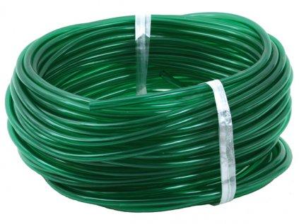 8272 pvc hadicka vzduchovaci zelena 4 6 mm 1 m