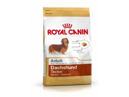royal canin dachshund jezevcik adult 500g original