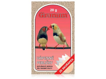 Granum vápenné perličky exot 20 g