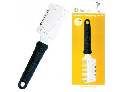 Trimovací nůž TOMMI žiletkový