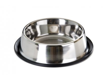 48362 jk animals nerezova miska pro psy guma pr 16 cm 0 69 l 1