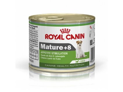 royal canin mini mature 8 195g original