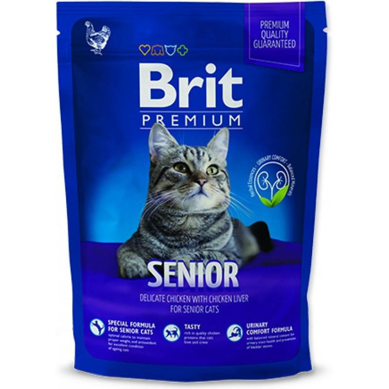 Brit Cat Premium Senior 300 g